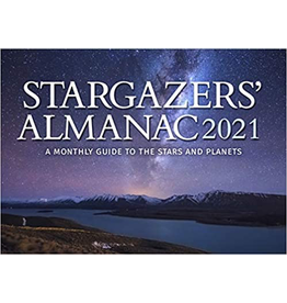 Floris Books Stargazers' Almanac 2021: A Monthly Guide To The Stars And Planets