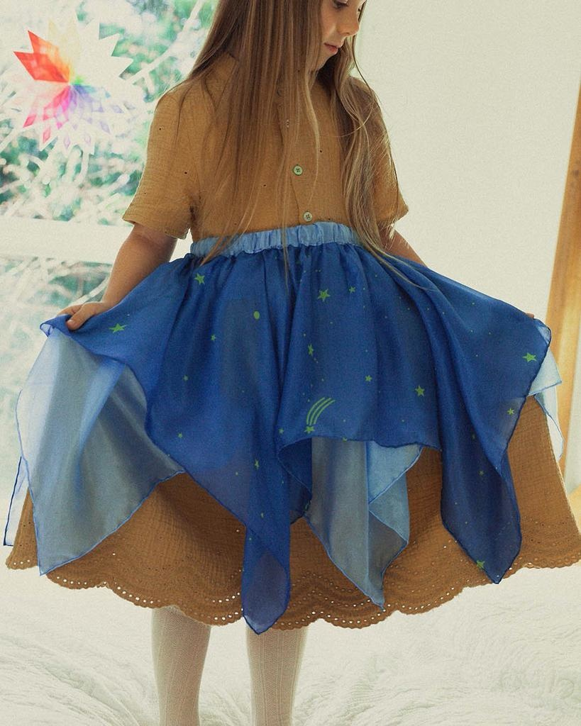 Sarah's Silks Fairy Skirt, Reversible