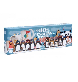 Londji Puzzle - 10 Penguins