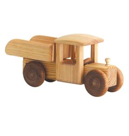 Debresk Debresk wooden toy - big tipping lorry