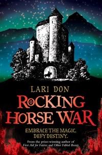 Kelpies Rocking Horse War