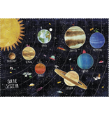 Puzzle - Discover the Planets
