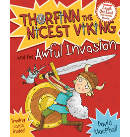 Floris Books Thorfinn and the Awful Invasion