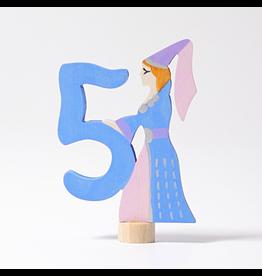 Grimm's deco fairy figure number 5, princess