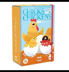 Memory Game - Chicks & Chickens