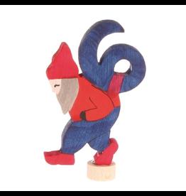 Grimm's deco fairy figure number 6, dwarf