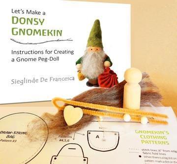 Teach Wonderment Gnomekin kit - Tales of Limindoor & Donsy of Gnomes