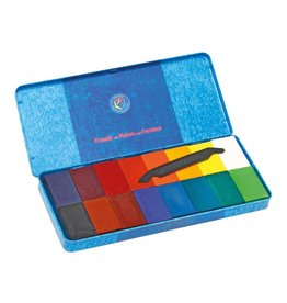 Stockmar Stockmar block crayons 16 assorted