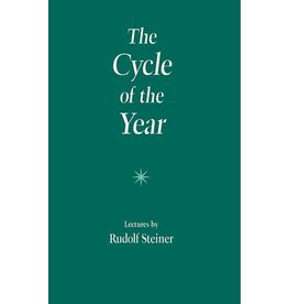 Anthroposophic Press The Cycle Of The Year: as Breating Process of the Earth