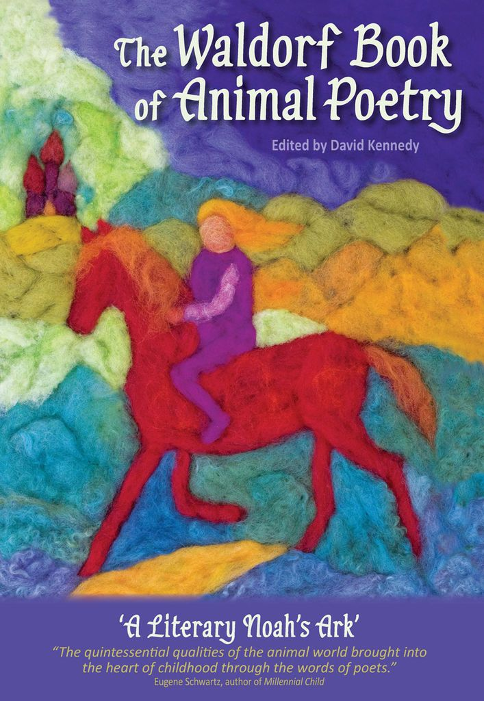 Independently Published The Waldorf Book of Animal Poetry