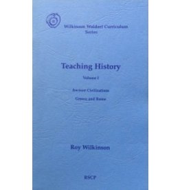Rudolf Steiner College Press Teaching History Vol 1: The Ancient Civilizations - Greece and Rome