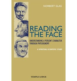 Temple Lodge Press Reading The Face: Understanding A Person's Character Through Physiognomy
