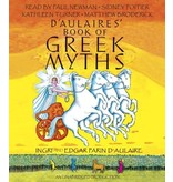 Delacorate Press D'Aulaires' Book of Greek Myths (Softcover)