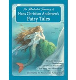 Floris Books An Illustrated Treasury Of Hans Christian Andersen's Fairy Tales: The Little Mermaid Thumbelina The Princess And The Pea And Many More Classic Stories