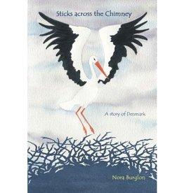 Sticks across the Chimney