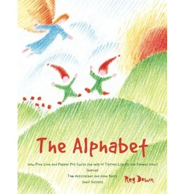 Lightly Press The Alphabet: How Pine Cone & Pepper Pot Learned Their Letters