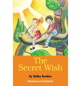 Jalmar Press The Secret Wish (book 3)
