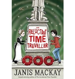 Kelpies The Reluctant Time Traveller (book 2)