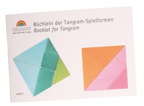 Grimm's Tangram Templates (7 pcs)