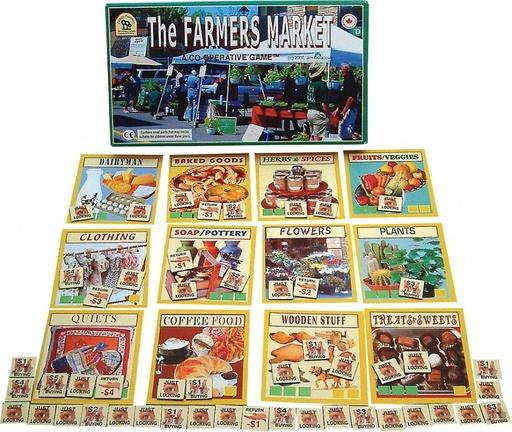 Family Pastimes Farmers Market