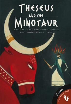 Barefoot Books Theseus and the Minotaur