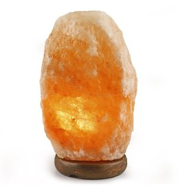 Gamma Salt Crystals Salt Lamp with USB cord for computers 1.5- 2lbs lbs