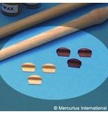 Mercurius Tone block for pent flute