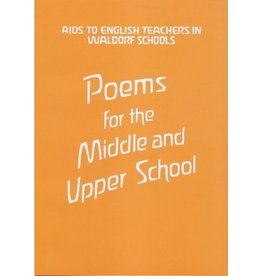 Independently Published Poems for the Middle and Upper School