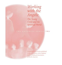 WECAN Press Working with the Angels: Young Child and the Spiritual World - Gateways Volume Two