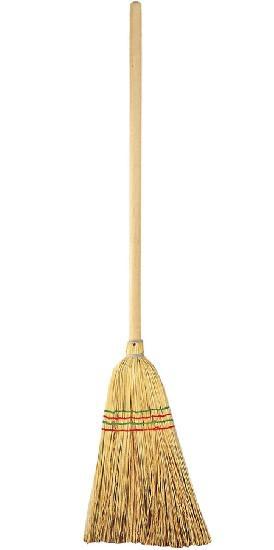 Gluckskafer Straw broom for child