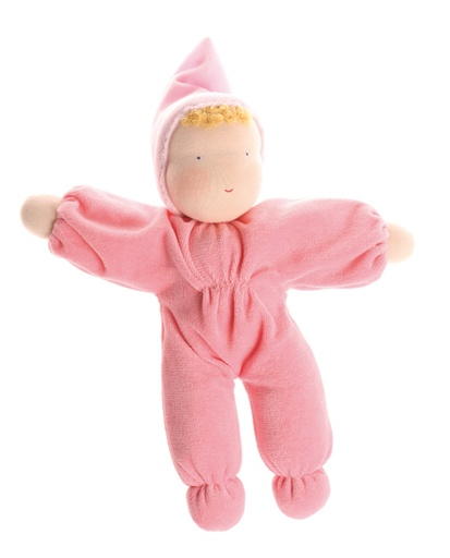 Grimm's Soft Doll, Pink