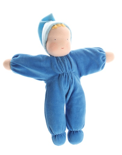 Grimm's Soft Doll, Blue