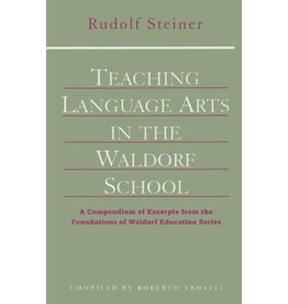 Waldorf Publications Teaching Language Arts in the Waldorf School