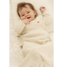 Disana Disana Baby Sleep Sac, Knitted Wool