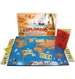 Family Pastimes Explorers