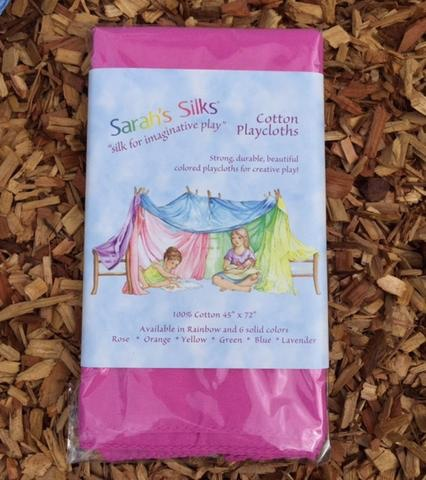 Sarah's Silks Sarah's Silks Cotton Playcloth