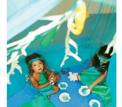 Sarah's Silks Play Canopy