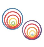 Grimm's Concentric Circles and Rings - 20 pc