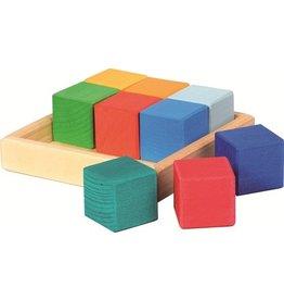 NIC Construction kit: Quadrat cubes
