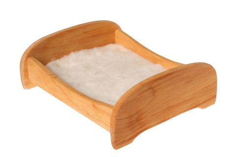 Grimm's Double Bed, Natural