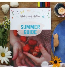Meagan Wilson Whole Family Rhythms Summer Guide