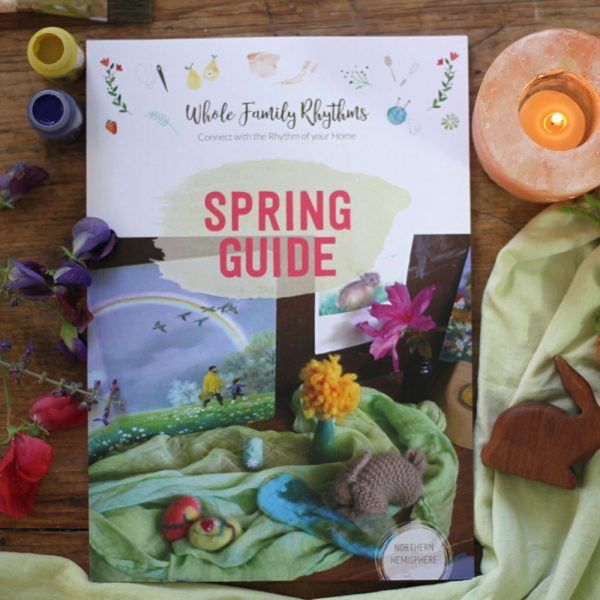 Meagan Wilson Whole Family Rhythms Spring Guide