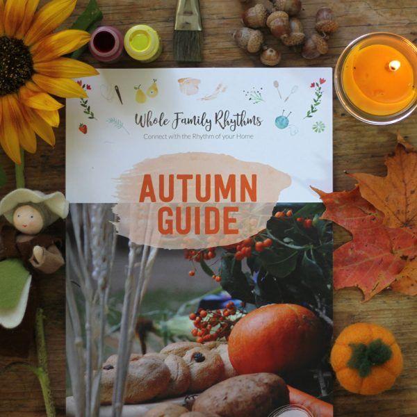 Meagan Wilson Whole Family Rhythms Autumn  Guide