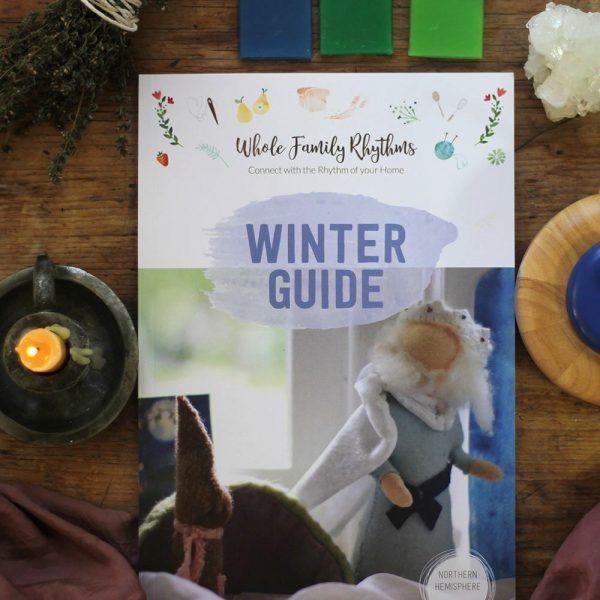 Meagan Wilson Whole Family Rhythms Winter Guide