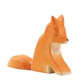 Ostheimer Fox Sitting