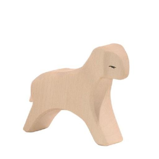 Ostheimer Sheep - Lamb running
