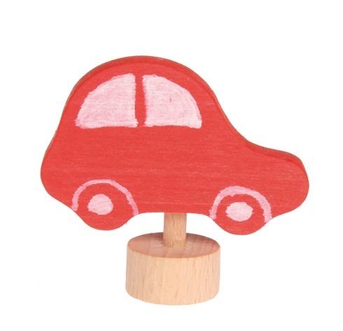 Grimm's Deco Car, Red