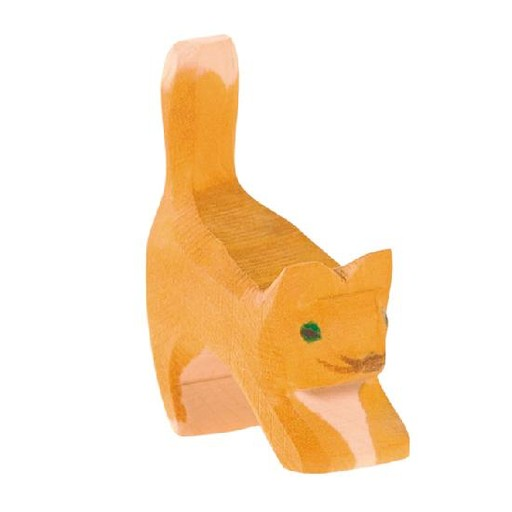 Ostheimer Cat Small Head Low