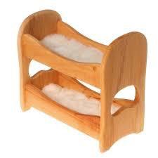 Grimm's Bunk Bed, Natural