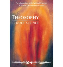 Steiner Books Theosophy: An Introduction To The Spiritual Processes In Human Life And In The Cosmos (Creeger)